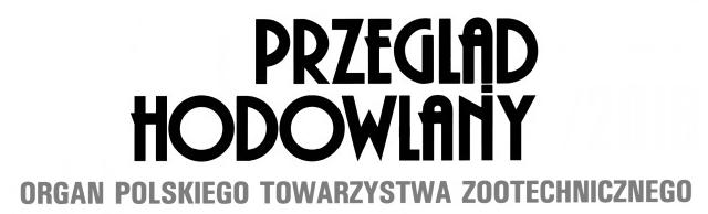 PTZ – Przegląd Hodowlany